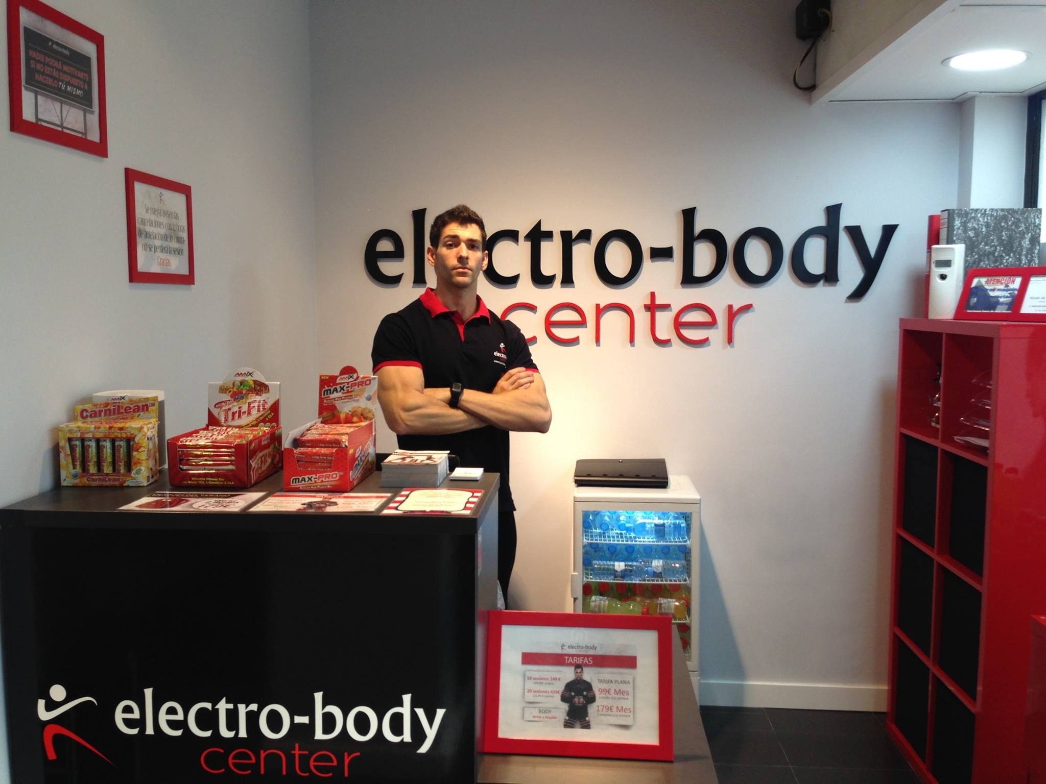 Electro-body center Villalba