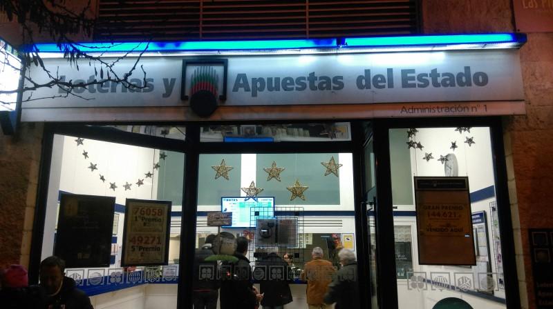 Administración de Lotería Villalba