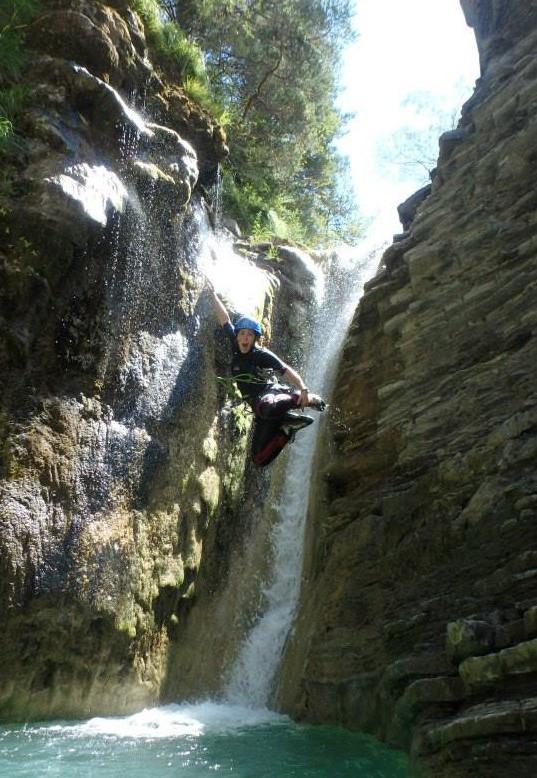 Vidala Villalba cascada