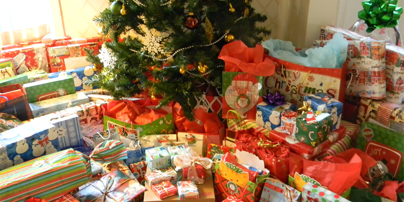 Los cinco sentidos de la Navidad