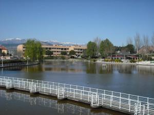 laguna de Pryconsa