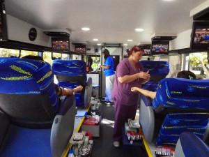 autobus donaciones