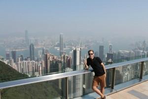 Villalbinos en Hong Kong