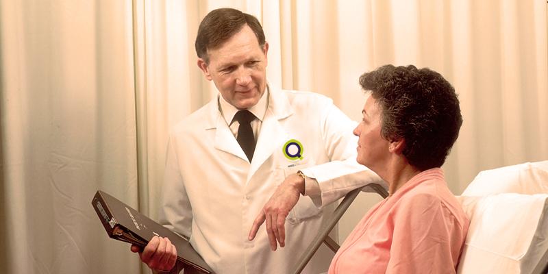 """Programa """"Primer Impacto"""" en el Hospital de Villalba"""