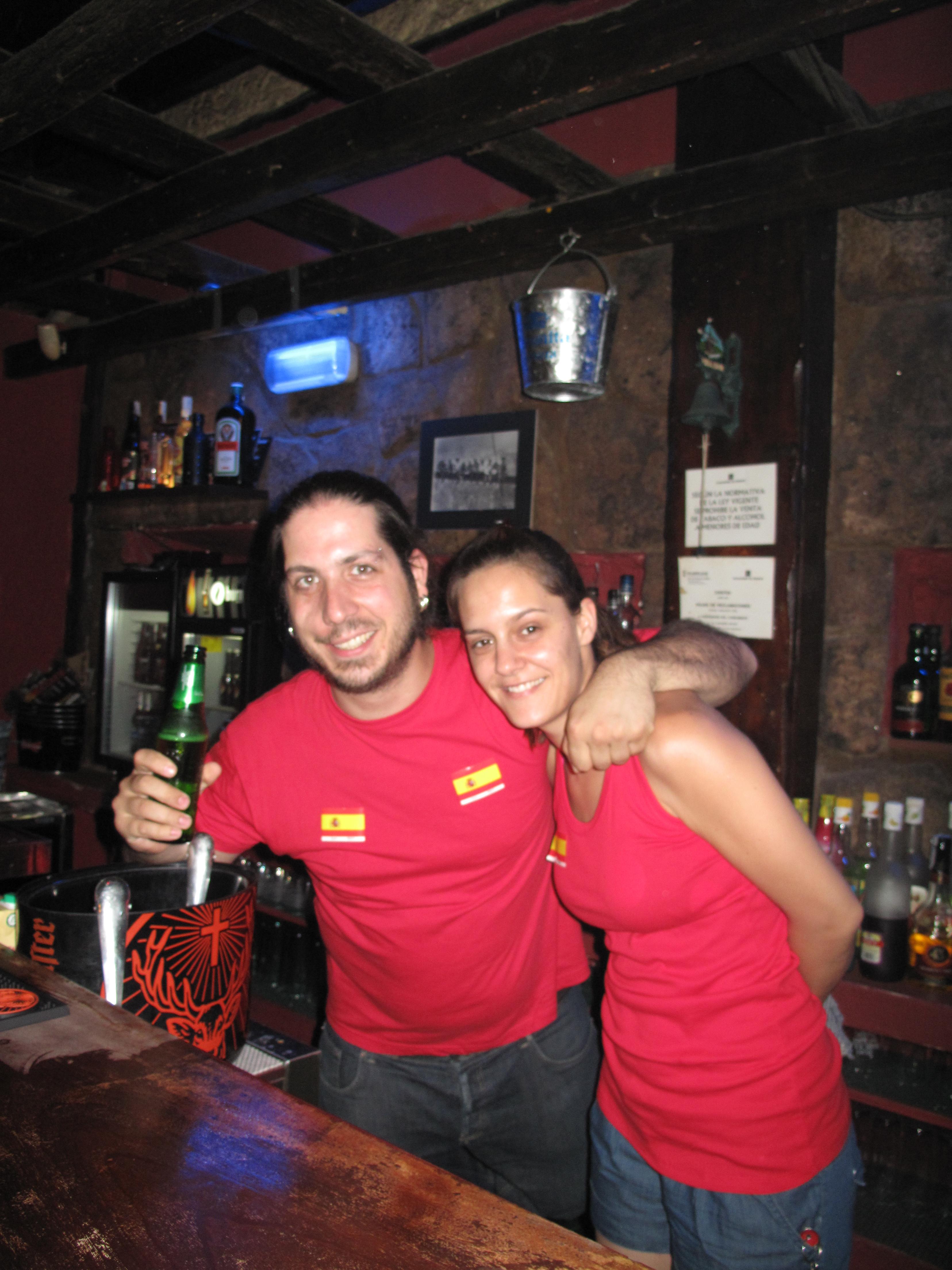 Alex y Maria