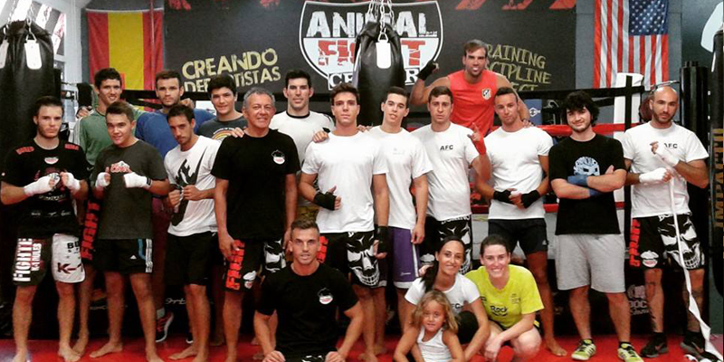 Villalbagym: Animal Fight Center