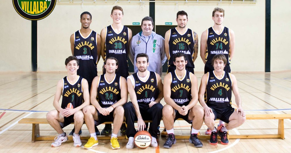 UB Villalba - baloncesto