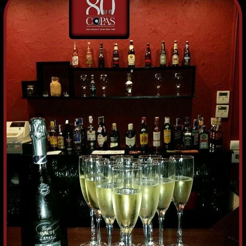 80 Copas Music Bar