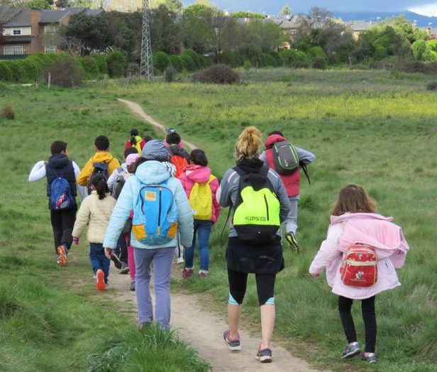 Excursión a Valmayor
