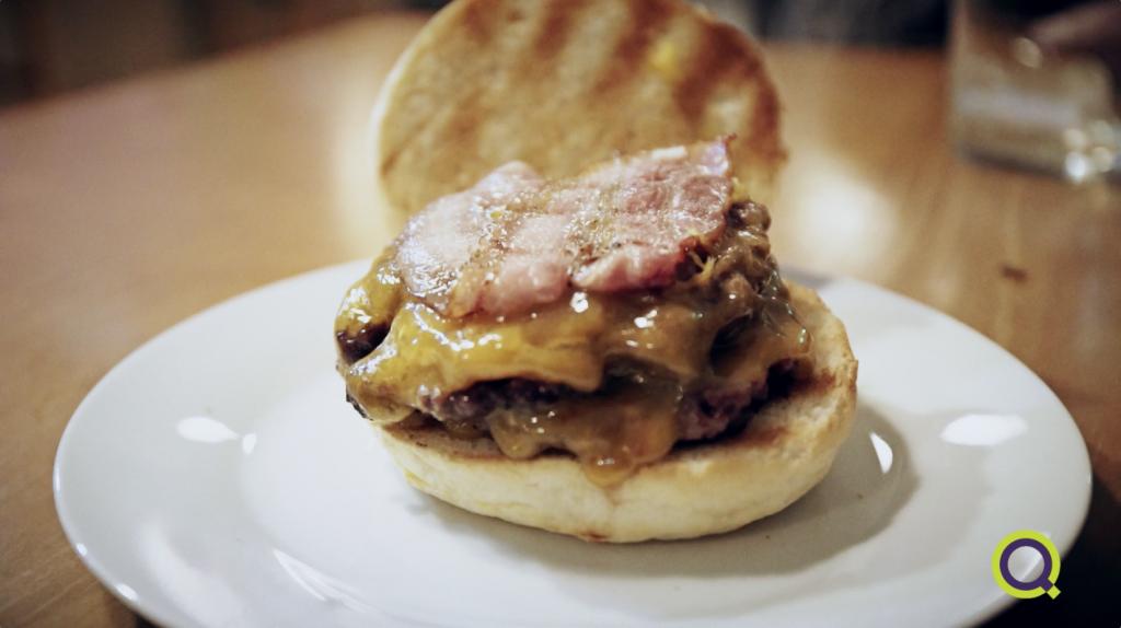 hamburguesa Altoke