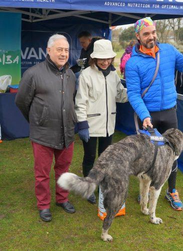 VI Canicross Villalba