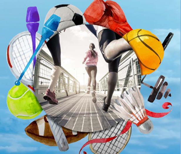 I Feria del Deporte en Villalba