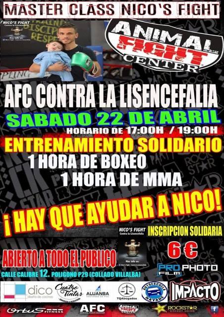 AFC Nico´s Fight