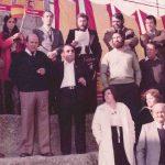 Mujeres Ayuntamiento de Villalba - 1981