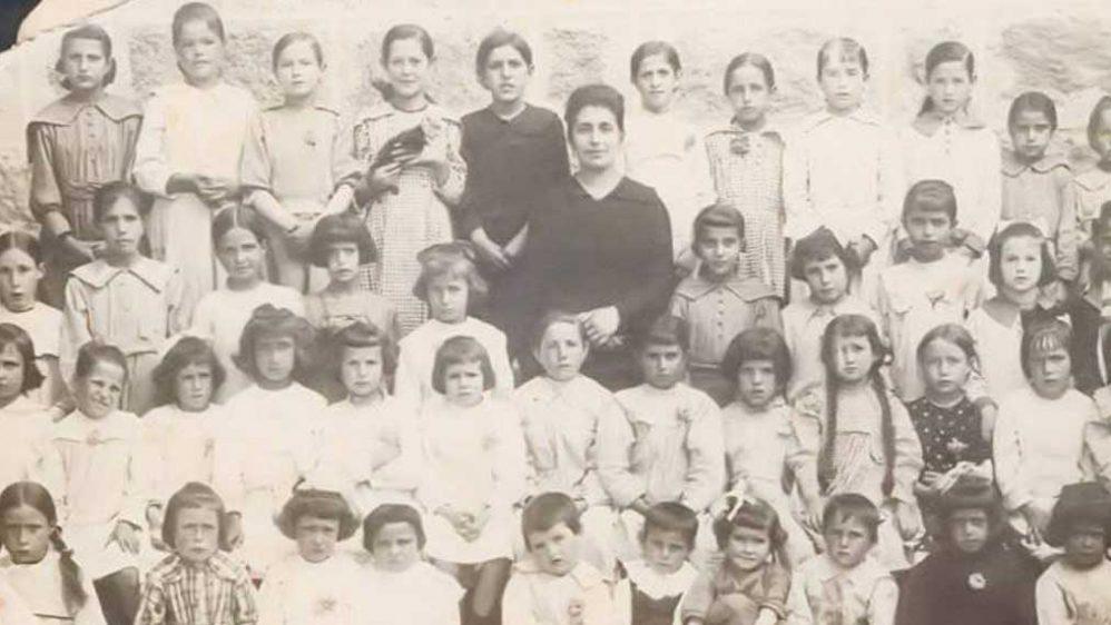 Villalbantaño: Maestros de antaño