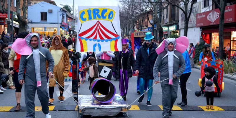 Carnaval a la Villalbina