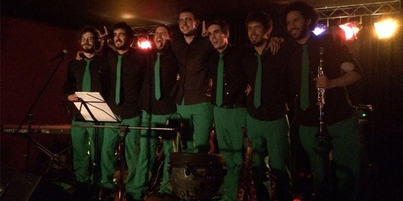 Hocus Pocus @ El Límite Live