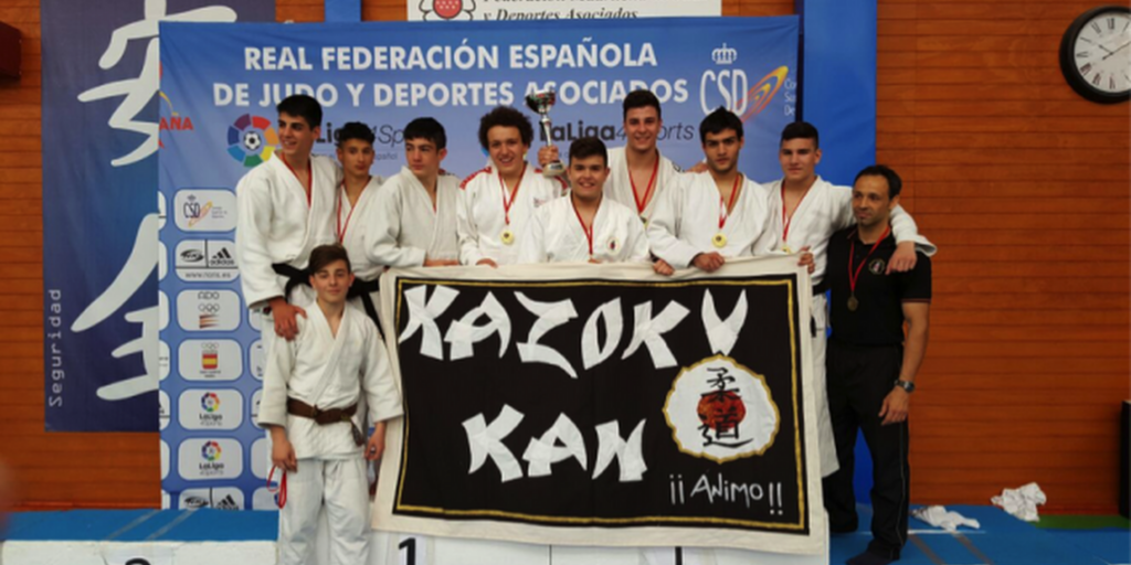 Judo en Villalba