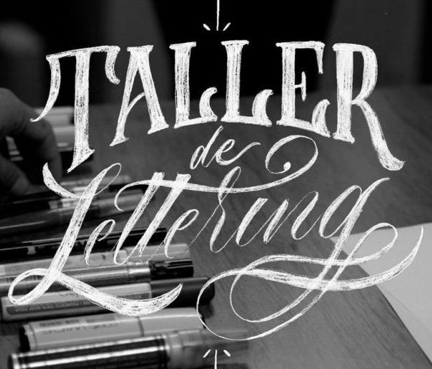 Taller de Lettering La Rocha
