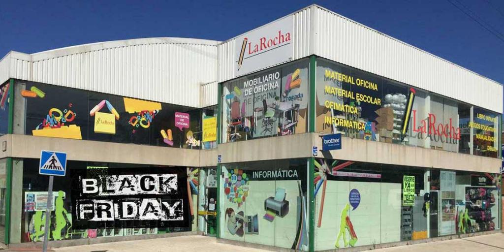Black Friday en La Rocha